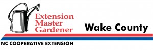 Extension Master Gardener Wake County logo