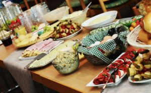 Cover photo for Safely Savor the Season at Your Next Holiday Gathering