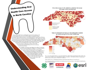 Cover photo for Understanding Oral Health Care Access in North Carolina